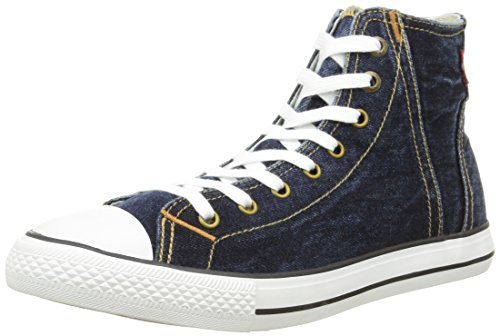 Levi's Original Red Tab, Sneakers Hautes homme Bleu (18)