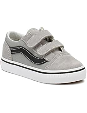Vans Zapatillas Old Skool V Drizzle/Black