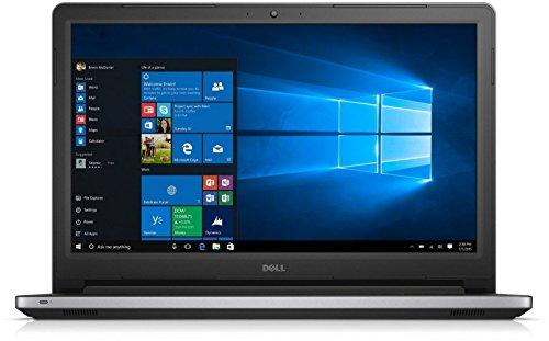 Dell Inspiron 5559 15.6-inch Laptop (Core i7-6500u/16GB/2TB/Windows 10), Silver