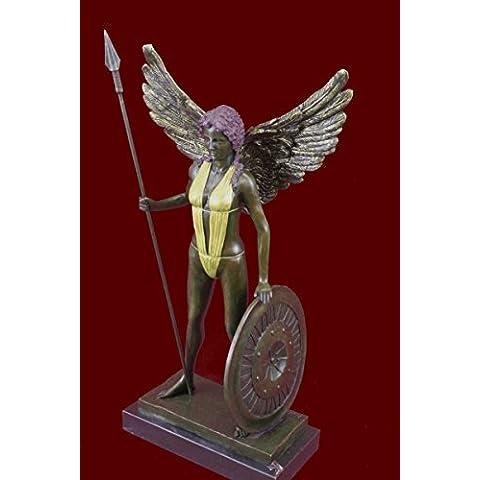 Escultura bronce estatua...Envío gratis...20