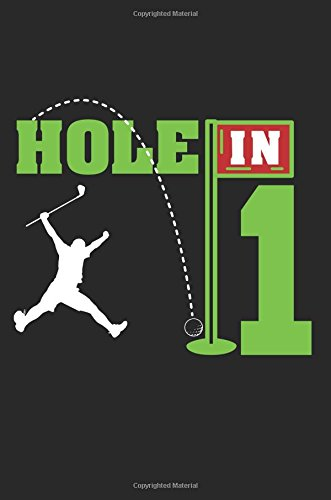 Hole In 1: Journal To Write In