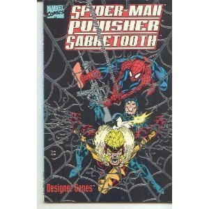 Spider-man, Punisher, Sabretooth: Designer genes