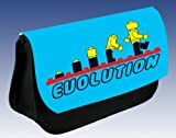 Best LEGO Teacher Bags - Personalised Evolution Image Pencil Case/Make up bag Review