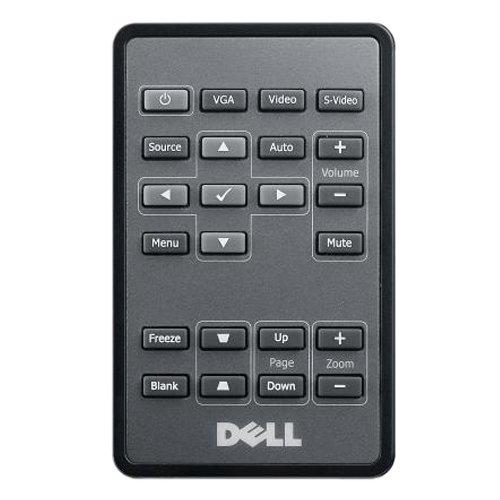 Dell 725-10324 Fernbedienung für 1420X/1430X Projektor (Dell-computer Fernbedienung)