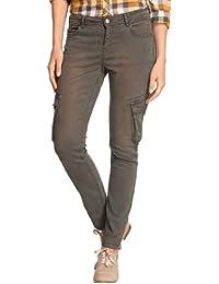 Comma CI Damen Hose 88.307.73.6065 Skinny Slim Fit (Röhre) Normaler Bund