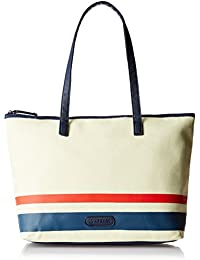 Caprese Kim Women's Tote Bag (Soft Yellow)