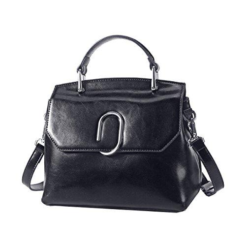 Yy.f Neue Damehandtaschen Lederkurierbeutel Beutel Gezeiten Wilde Taschen Nähen Handtaschen 3 Farben Taschen Green