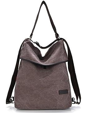 ERGEOB Damen Handtasche/ Schultertasche 4 Farbe
