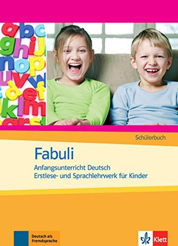 Fabuli, libro del alumno por Sigrid Xanthos-Kretzschmer