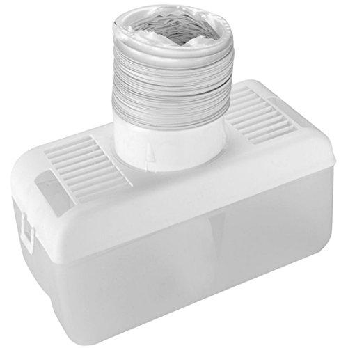 Spares2go condenseur Tuyau d'évacuation kit Box pour Bush Vented sèche linge