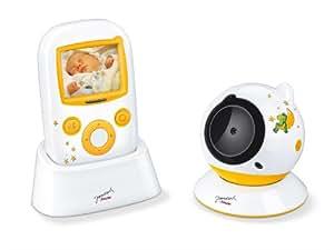Beurer JBY 103 Babyphone vidéo mode Eco