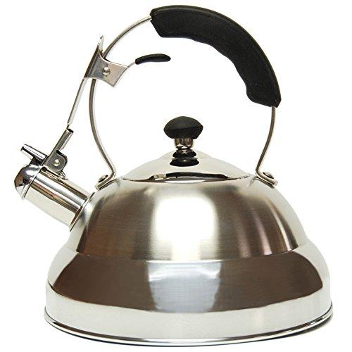 Creative Home Saturn 2,8QT. Pfeifen Wasserkocher Tee, edelstahl