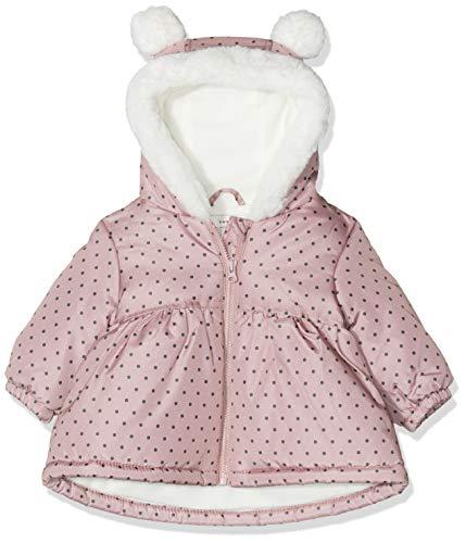 NAME IT Baby-Mädchen NBFMARIA Jacket Jacke, Rosa (Woodrose Woodrose), (Herstellergröße: 74)