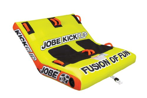 Jobe Erwachsene Kick Flip 2P Inflatables Yellow, One Si… | 08718181089449