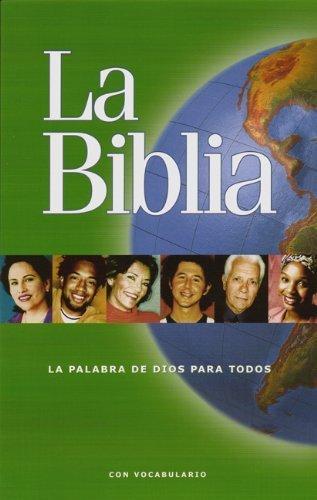 La Palabra de Dios Para Todos-OS (Spanish Edition) by World Bible Translation Center (2011-06-01) (De Palabra Dios La Todos Para)