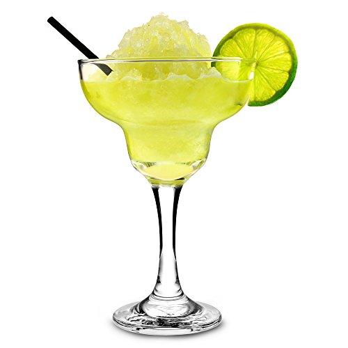 City Margarita Cocktail Gläser 360ml/17,6Unzen–6Stück–Geschenkverpackung Coupe Glaswaren