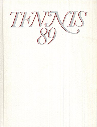 Tennis 89. par AA.VV. -