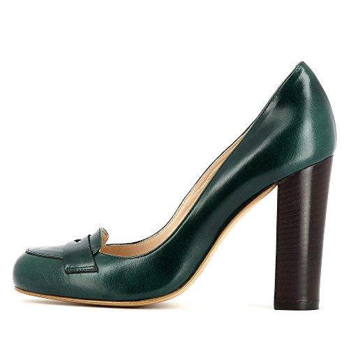 Evita Shoes Cristina, Scarpe col tacco donna Verde scuro