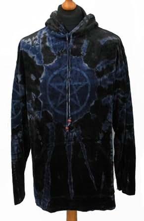 Jordash - Sweat-shirt à capuche -  Homme Multicolore Blue Tie Dye