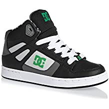 DC REBOUND SE YOUTH SHOE 303310A-0GF - Zapatillas para niño