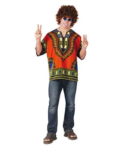 Dashiki Hippie Shirt für Woodstock Verkleidungen
