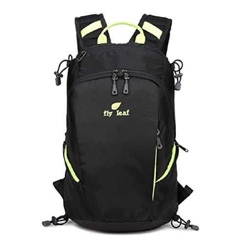 Z&N Backpack Nuova Capienza 16-20L Borsa A Tracolla Esterna Nylon Impermeabile Zaino Da Ricreazione Alpinismo Unisex Borsa Studentesca Borsa Da Viaggio Sacchetto Di Stoccaggio C 16-20L C