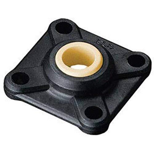 igus EFSM-04 Gleitflanschlager Bohrungs-Ø 4 mm Lochabstand 17 mm