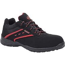 Paredes sp5016ne44actinio–Zapatos de seguridad S3talla 44NEGRO