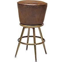 Amazonfr Tabouret De Bar Vintage Design