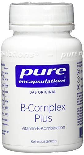 Pure Encapsulations B-Complex Plus 60 Kapseln -