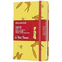 Moleskine 2019 Agenda Semainier, 12 Mois, Petit Prince, Édition Limitée, Format De Poche, Jaune Tournesol