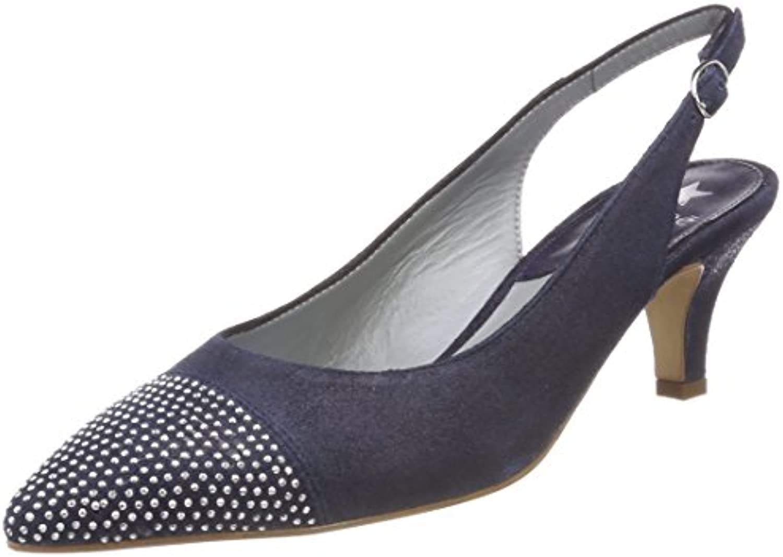 Maripé 26610, Scarpe col Tacco con Cinturino Dietro la Caviglia Donna | Speciale Offerta  | Sig/Sig Ra Scarpa