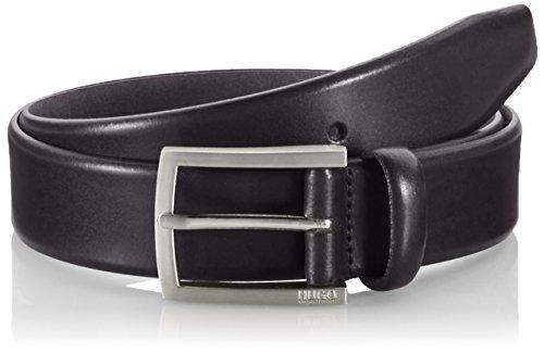 Hugo Boss C-Barney-L 10112599 01, Cintura Uomo, Nero (Black 2), 90 cm