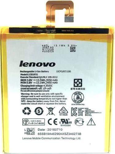 Lenovo L13D1P31 / SB18C03761 Akku 13,1Wh - Original A710 Batterie