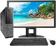 Dell 7010 - Ordenador de sobremesa + Monitor 22'' (Intel Core i5-3330, 8GB de RAM, Disco de 500GB HDD,