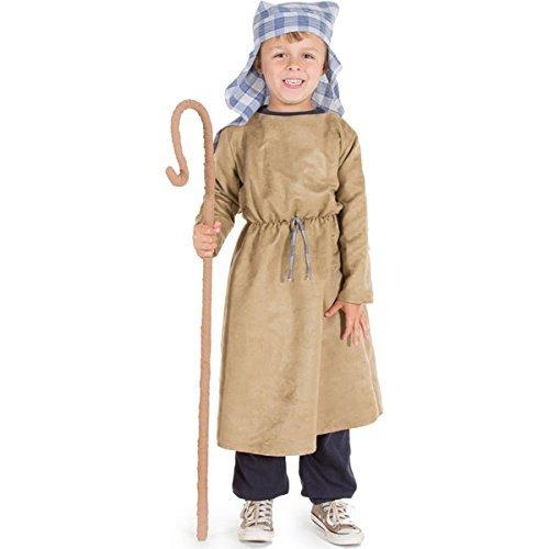 Joseph Geburt Kostüm - Jungen Joseph Geburt Kostüm 5-7 Jahre [Spielzeug]