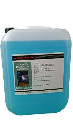 Schweißtrennmittel Universal Stahl VA ALU 10 Liter Kanister