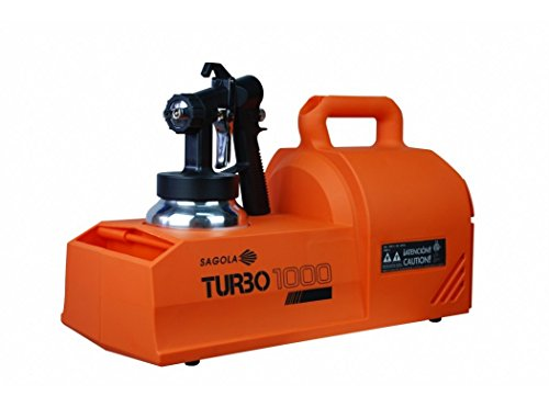 Turbo M260678 - Para pintar deposito aluminio sagola 1000w