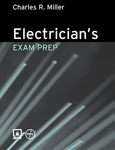 Electrician's Exam Prep by Charles R. Miller (2008-05-12)
