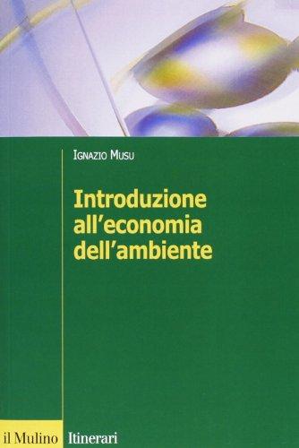 Introduzione all'economia dell'ambiente