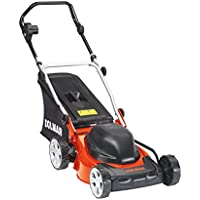 DOLMAR EM-41 Push lawn mower AC Black, Orange, Stainless steel - Lawn Mowers (Push lawn mower, 41 cm, 2 cm, 7.5 cm, Rotary blades, 50 L) - Trova i prezzi più bassi