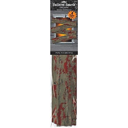Zombie-Barrikade (Halloweeen Dekorationen)