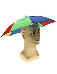 GLOBAL GIFTS Umbrella Hat