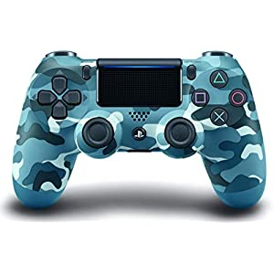 Dualshock 4 Wireless PS4 Controller: Blue Camo – für Sony Playstation 4