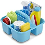 Melissa & Doug Spray, Squirt & Squeegee Play Set - Pretend Play Cleaning Caddy Set