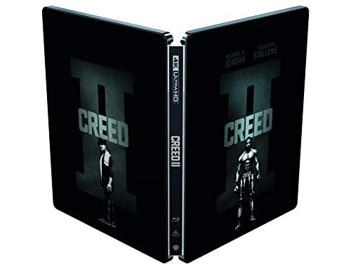 Creed II [4K Ultra HD + Blu-ray - Édition boîtier SteelBook]