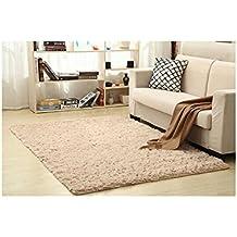 ParaCity antideslizante alfombra Super suave salón alfombras alfombra de suelo Fluffy Shaggy área Rugs para decoración del hogar comedor dormitorio niños Roma