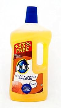 Pledge Wooden Floor Cleaner - 1 L