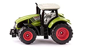 SIKU Tractor 1030 Claas Axion 950, el Color Puede Variar de la Imagen.