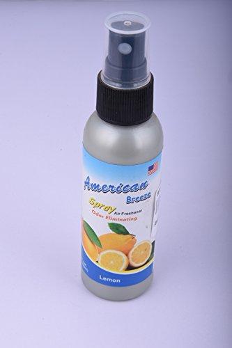 American Breeze Spray Lemon Car Freshner/ Perfume Image